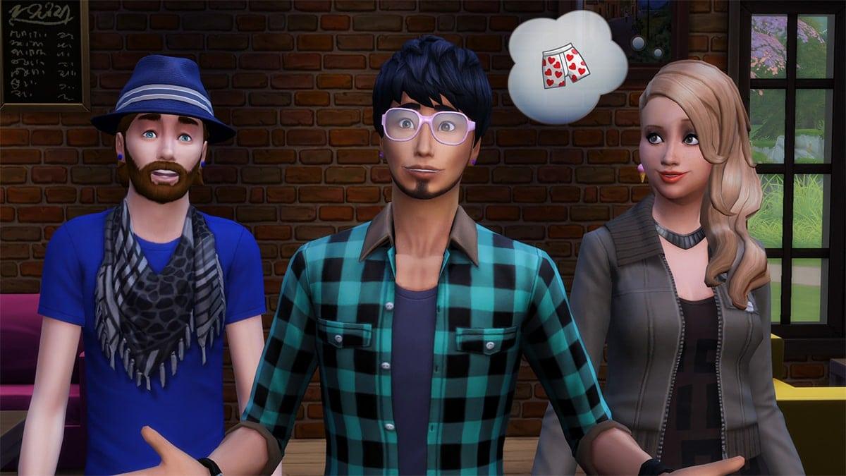 De Sims 4 - 1