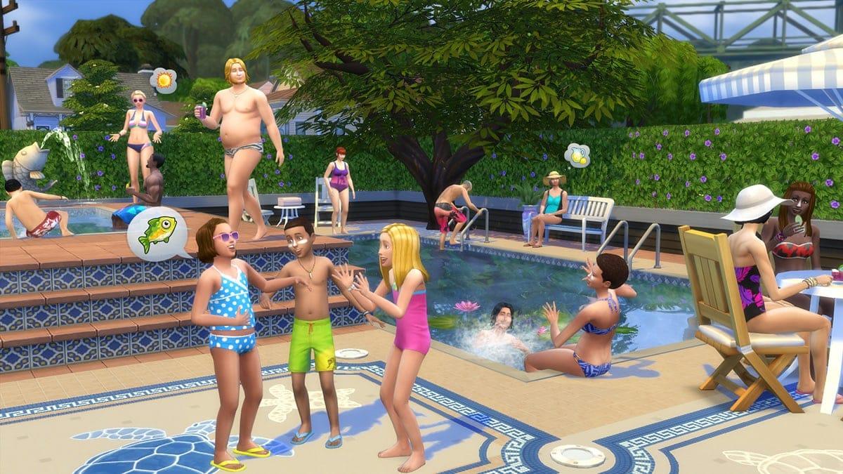 De Sims 4 - 4