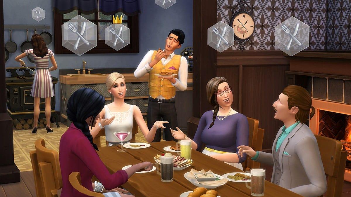 De Sims 4 - 6