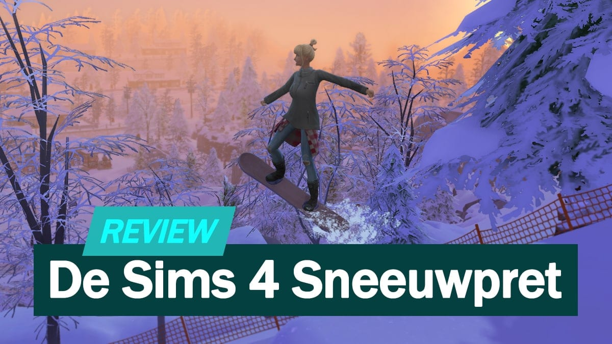 Sims 4 Sneeuwpret review: is het spel de moeite waard?